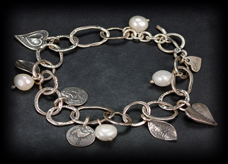 Silver Jewellery from Coopers Jewellery, North Devon